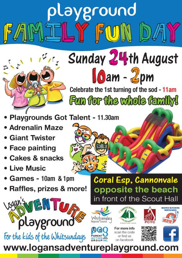 Fun Day Flyer